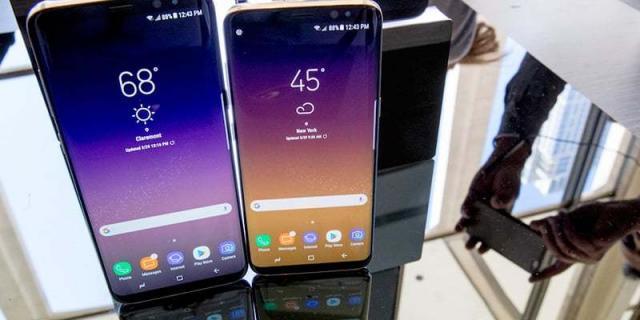 Galaxy S8 e S8 Plus i nuovi smartphone di Samsung