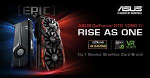 ASUS presenta la GeForce GTX 1080 Ti ROG Poseidon