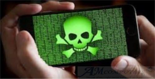 Chrysaor virus Android il malware che spia lo smartphone