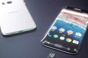 Il Samsung Galaxy Note 8 super doppia fotocamera posteriore