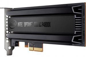 Intel presenta il re degli SSD con tecnologia 3D XPoint