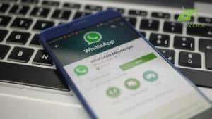 WhatsApp usato per conservare o trasferire file in sicurezza