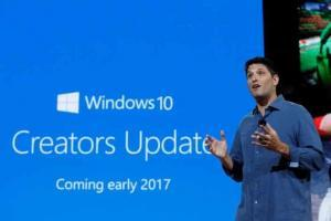 Windows 10 Creators Update installazione in anticipo