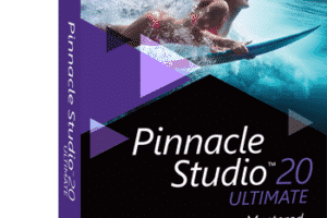 Pinnacle Studio 20 Software di editing video professionale