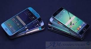 Samsung Galaxy S6 trasformato in un Galaxy S8 AMCOMPUTERS