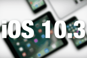 Apple rilascia iOS 10.3 per dispositivi iPhone iPad e iPod