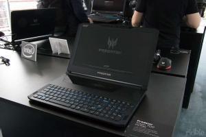 Acer Notebook Gaming Predator Helios 300 e Triton 700