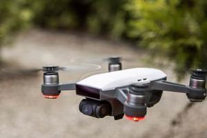 DJI Spark il minidrone per riprese aeree automatizzate