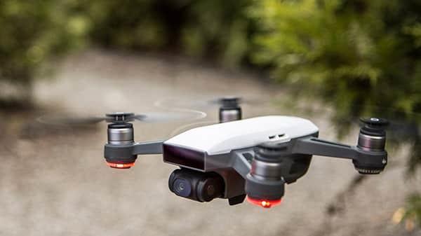 DJI Spark il mini drone per riprese aeree automatizzate