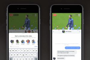 Facebook chat private per le dirette e trasmissioni multiple