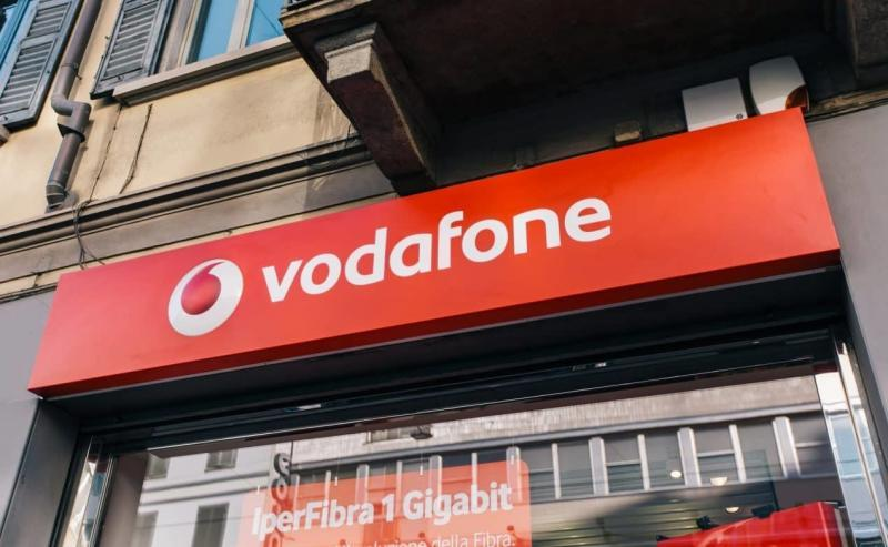 Vodafone Giga Illimitati 5 GB Internet 4G al giorno