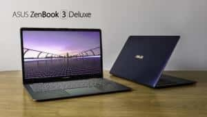 Asus presenta ZenBook 3 Pro UX550 e Deluxe UX490