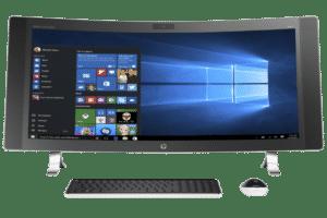 HP ENVY Curved All-In-One Desktop 34-a010 il rivale di iMac