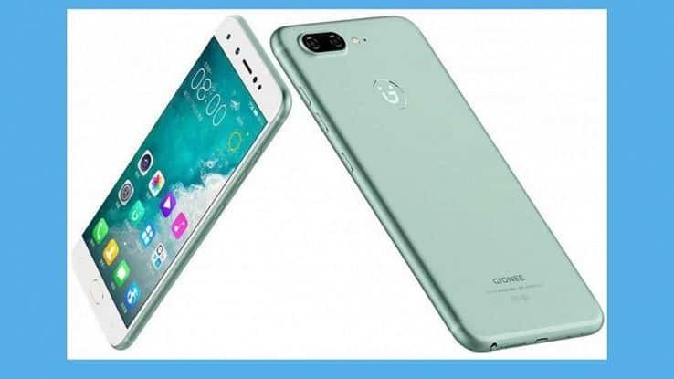 Gionee S10 lo smartphone con quattro fotocamere