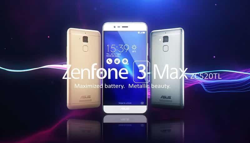 ASUS ZENFONE 3 MAX ZC520TL-4H015WW 32GB