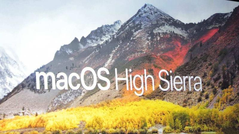 Apple annuncia macOS High Sierra tutte le novità sul Software