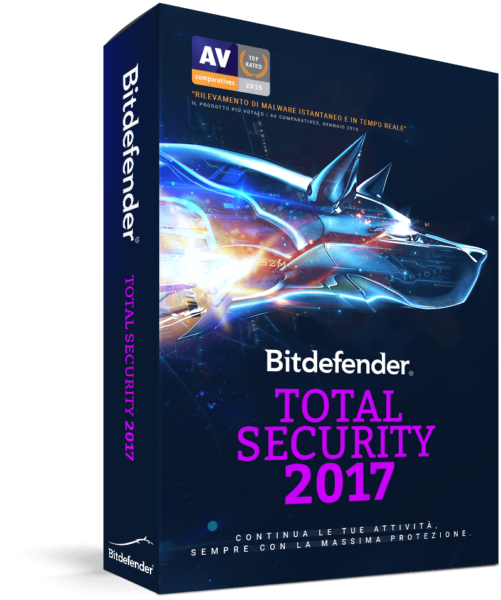 Bitdefender Total Security - Software Anti Malware