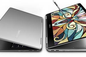 Samsung presenta il Notebook 9 Pro con supporto S Pen