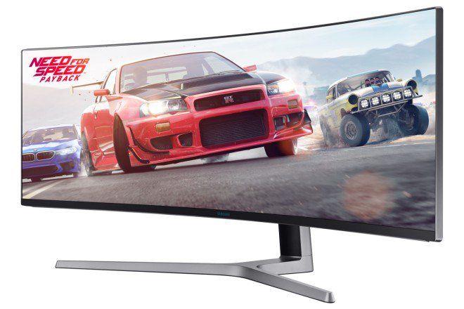 Samsung presenta i nuovi QLED monitor HDR