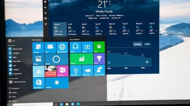 Scaricare e impostare nuovi temi su Windows 10