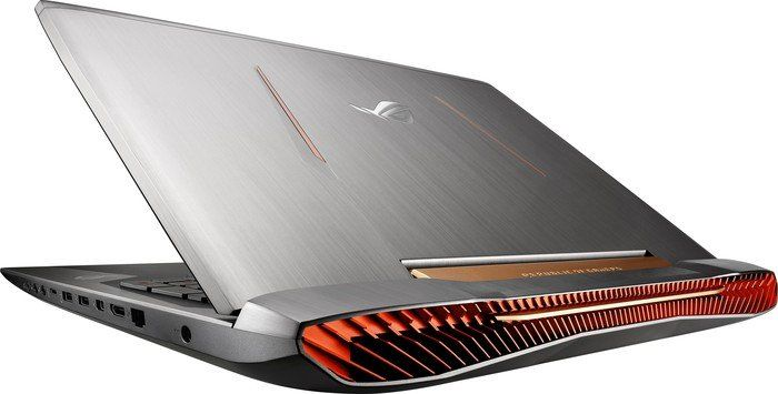 ASUS Presenta G752VSK il notebook da gaming