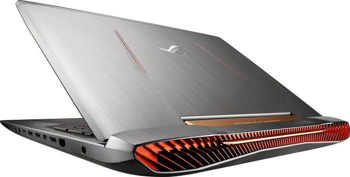 ASUS Presenta G752VSK il notebook da gaming