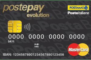 Carta PostePay Evolution Attenzione truffa nel web