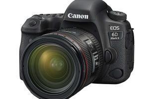 Canon EOS 6D Mark II fotocamera reflex full frame