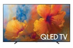 I TV Samsung Q9F 2017 Qled 4k