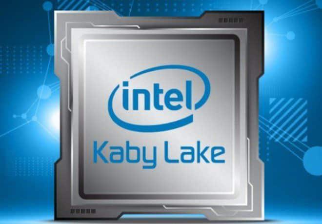 Intel rilascia nuovi processori Kaby Lake per mobile