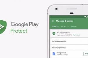 Play Protect lo strumento Google per proteggere Android
