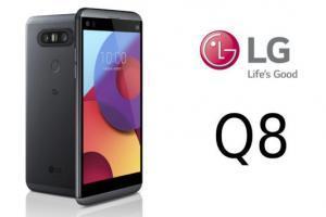 LG presenta LG Q8 doppio display e doppia fotocamera