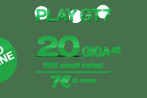 Tre PLAY GT7 una delle migliori offerte di Tre