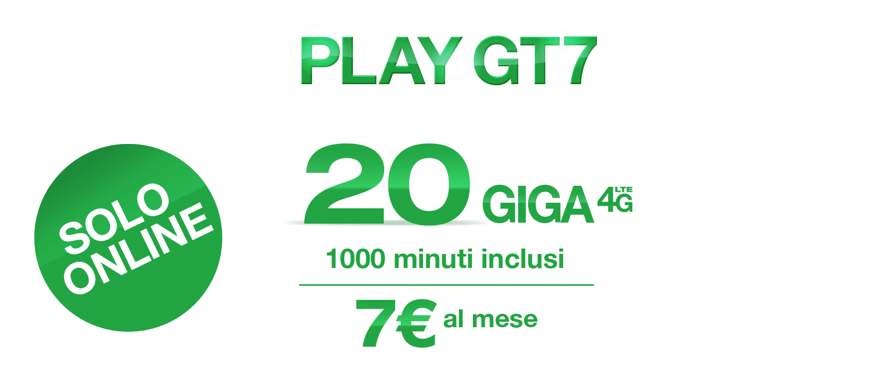 Tre PLAY GT7 una delle migliori offerte di Tre 1000 minuti e 20 GB