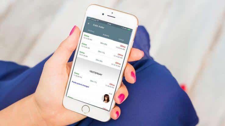 Wossip app Android per spiare i contatti WhatsApp