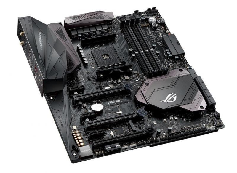 ASUS annuncia motherboard Crosshair VI Extreme