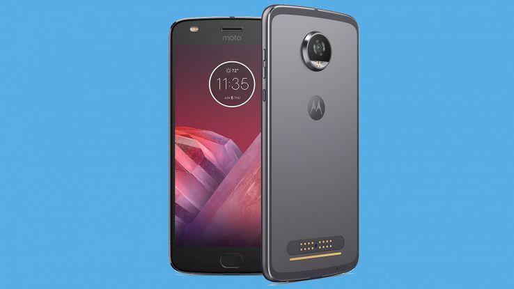 Arriva Moto Z2 il top di gamma della Motorola