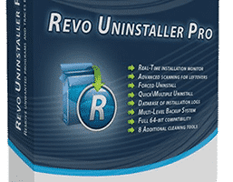Revo UninstallerPro Il programma di disinstallazione di Windows