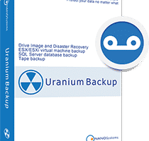 Uranium Backup Gold software backup Gratis