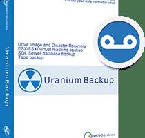 Uranium Backup Gold software backup Gratis