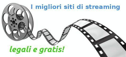 Gratis film streaming italiano
