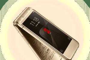 Samsung SM-G9298 lo smartphone a conchiglia
