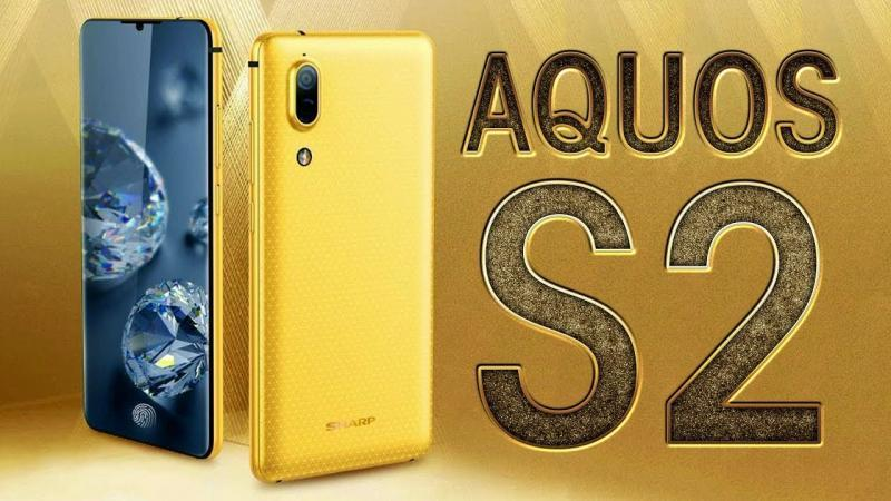Sharp Aquos S2 con display full screen 4K