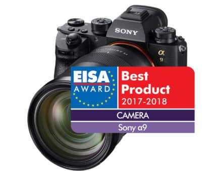 Sony record 7 premi tra fotocamere obiettivi e TV 4K EISA Award
