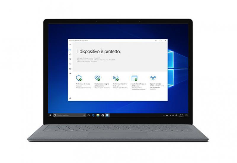 Prova il nuovo sistema operativo di microsoft Windows 10 S