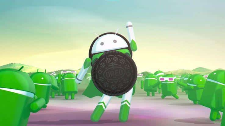 Android Oreo ufficiale disponibile al download