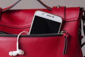 Athena la borsa smart che aiuta a non dimenticare oggetti