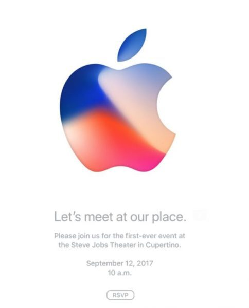 iPhone 8 la presentazione ufficiale il 12 settembre