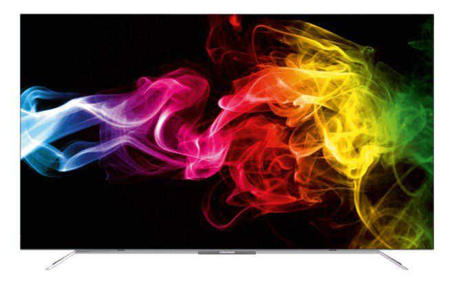 Grundig distribuzione del TV OLED Ultra HD