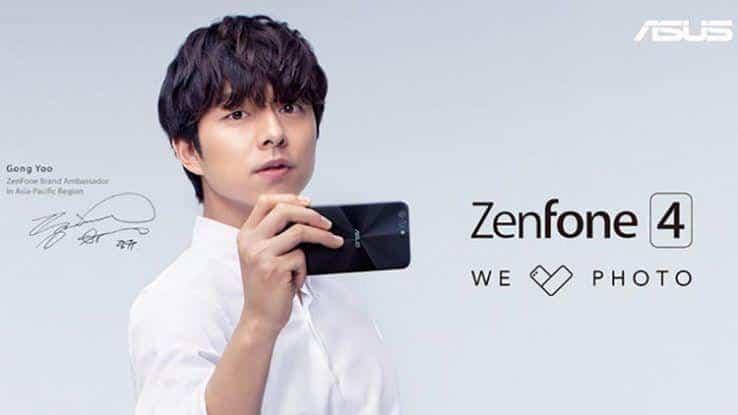 Asus ZenFone 4 zoom 2x e 6 GB di ram